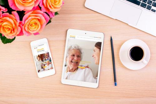 04 seniors web 500x333 - Seniors Residencias Branding
