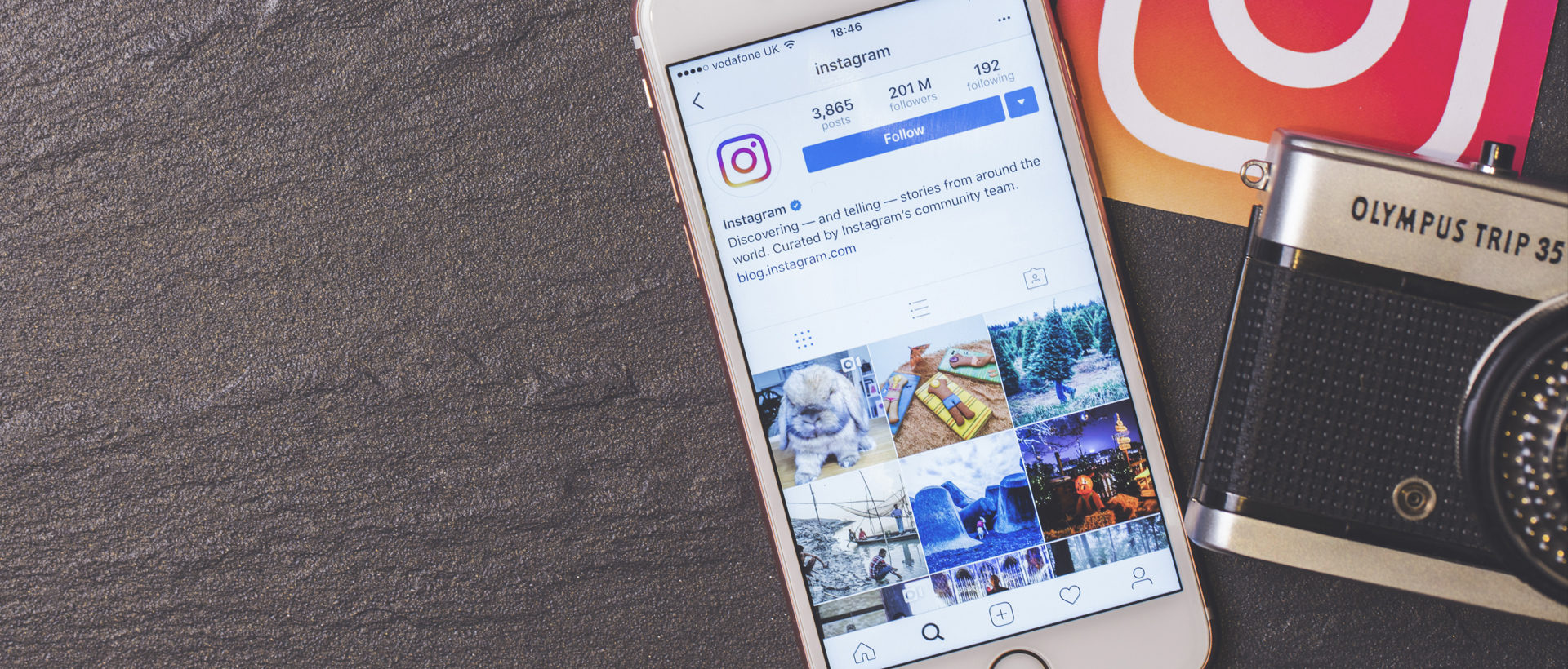 recomendaciones para Instagram