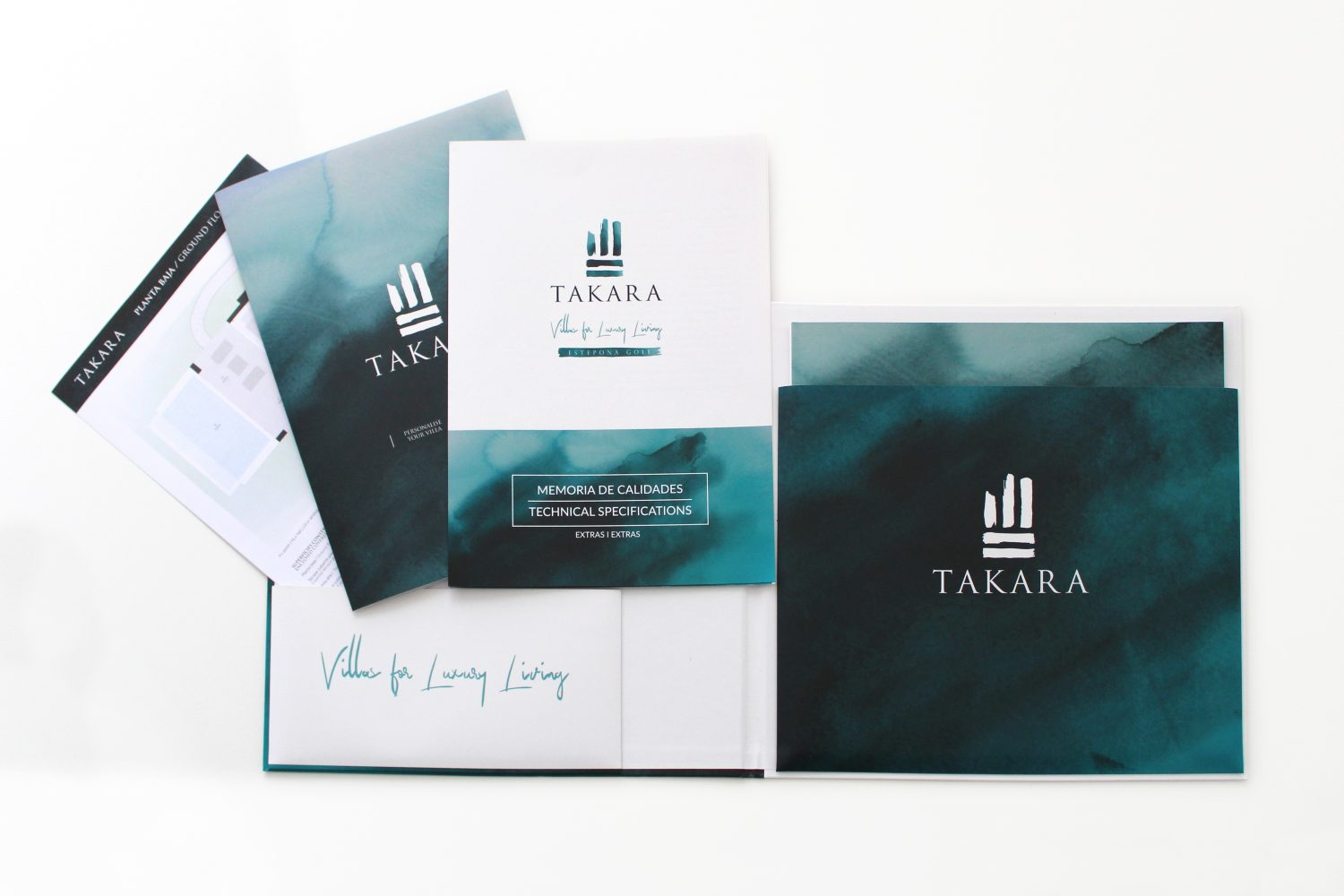 Welcome pack Takara