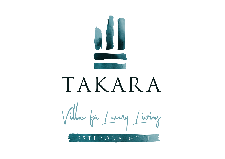 Logotipo y claim Takara