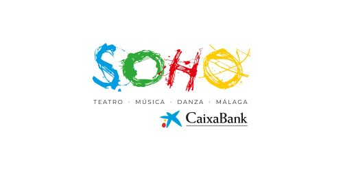 logo identidad corporativa teatro soho 500x250 - Identidad Corporativa Teatro del Soho Caixabank